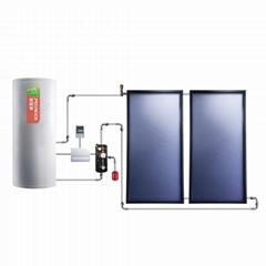 分體承壓型太陽能熱水器