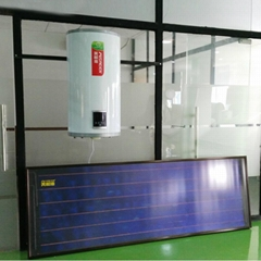 balcony wall-mounted solar water heater