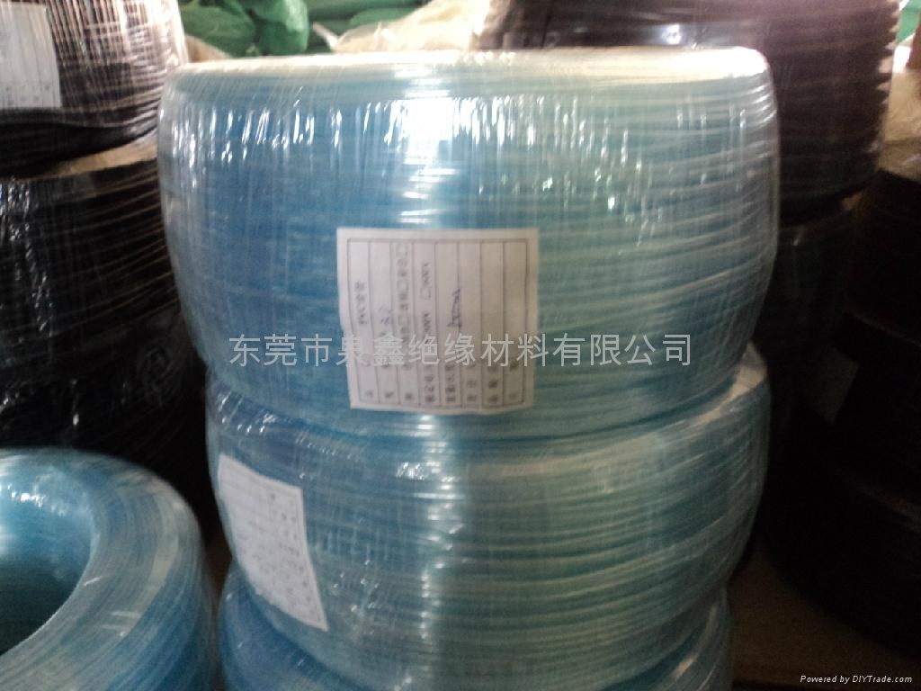 PVC transparent casing, the transparent PVC casing, transparent rubber hoses 4