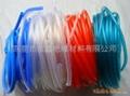 PVC红色套管、红色PVC套管、红色胶管