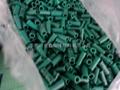 PVC casing, the green green PVC casing,