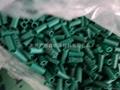 PVC绿色套管、绿色PVC套管、绿色胶管 2