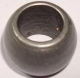 Round with hole pendant, hardware pendants, hardware accessories, copper crash