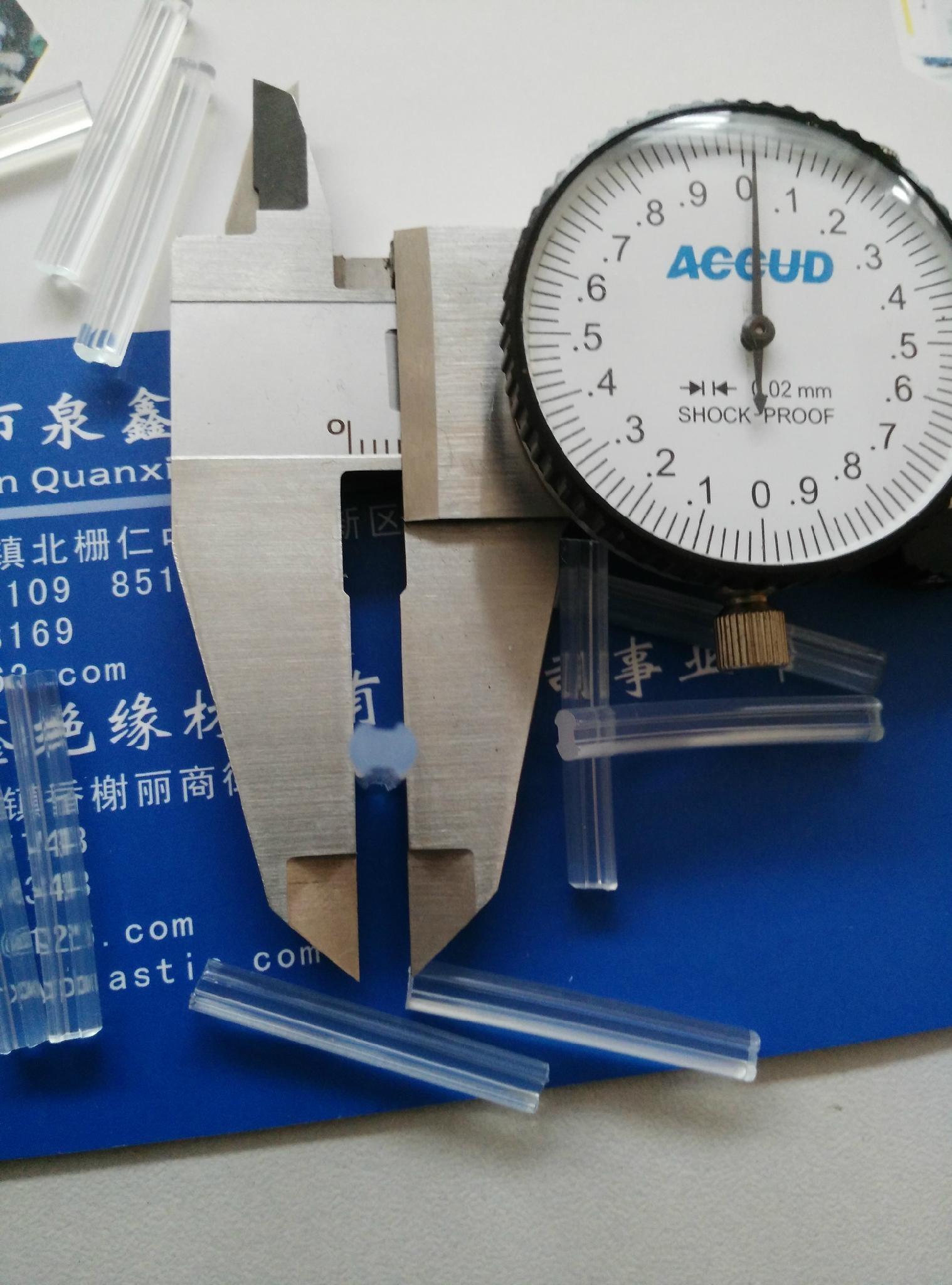 PVC隔離柱 2