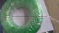 PVC绿色套管、绿色PVC套管、绿色胶管 5