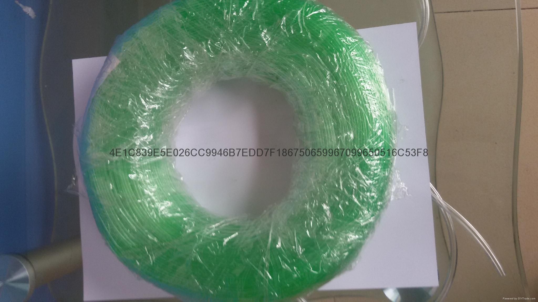 PVC绿色套管、绿色PVC套管、绿色胶管 4