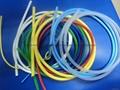 彩色硅胶管
