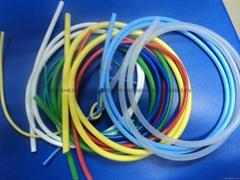 彩色硅膠管