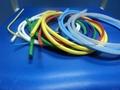 彩色硅胶管 2