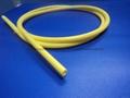 黄色硅胶管