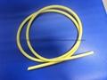 黃色硅膠管 1