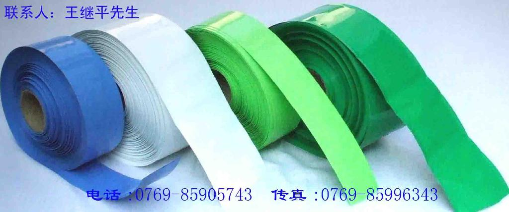 PVC HEAT SHRINKABLE TUBING 3