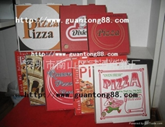 pizza box,corrugated pizza boxes,Blue box