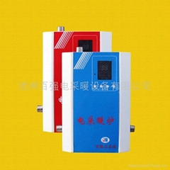 大功率電采暖爐