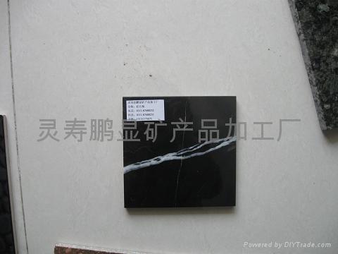 汗蒸房材料砭石板 1