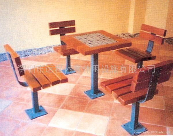 台椅組合 5