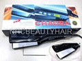 chaoba Ceramic hair straightener 9210 hair iron