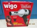Wigo Ionic Metal Taifun Hair Dryer