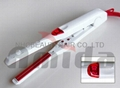 wet&dry Ventilates Digital Ceramic Flat Hair Straightening Iron
