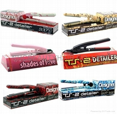 TS-2 Shades of Style Hair Straightener Mini 1/2 inch
