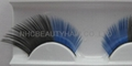Fashion Feather eye lash &eye lashes