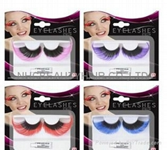 Fashion Feather eye lash