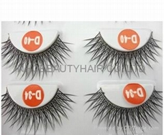 Fashion eye lash &eye la