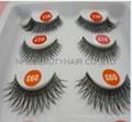 Fashion eye lash &eye lashes  3