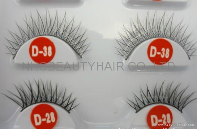 Fashion eye lash &eye lashes  4