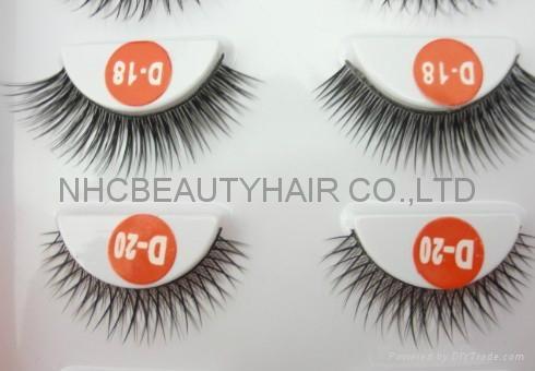 Fashion eye lash &eye lashes  5