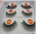 Fashion eye lash &eye lashes