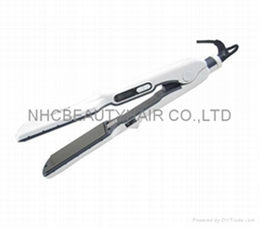 Loreal  Infrared Flat Iron Hair Straightener whitle