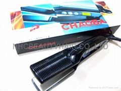 Professional CHAOBA Hair Straightener  BLACK 9210