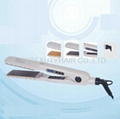 Ceramic Flat Iron Hair Straightener LCD display Professional