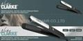 NEW NICKY CLARKE Temprature CONTROL HAIR STRAIGHTENER