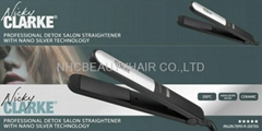 NEW NICKY CLARKE Temprature CONTROL HAIR STRAIGHTENER