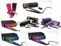 New In Box Flat Straightening Iron GND Hair Straightener Midnight MK4 MK5 IV