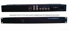E1编解码器 E1专线音视频编解码器