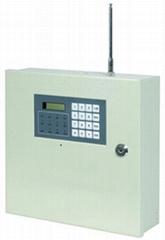GSM/PSTN burglar alarm systemDA-208G