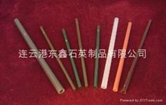 彩色石英管