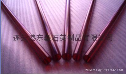 紅色石英管 5