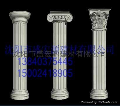 瀋陽grc羅馬柱 1
