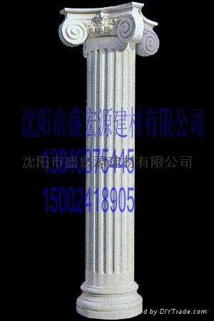 瀋陽grc羅馬柱 2