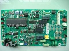 三洋空調室外板SPW-C453DHL8