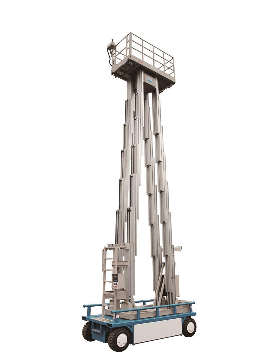 轻便式铝合金升降机 3