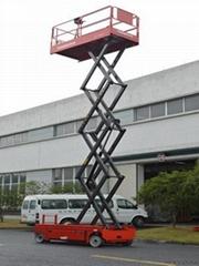 剪叉式升降机高空作业平台北京海博胜风