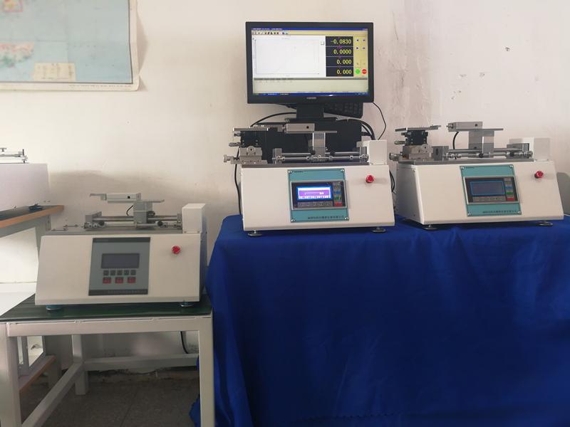 SMT元器件焊接强度推力试验机 1