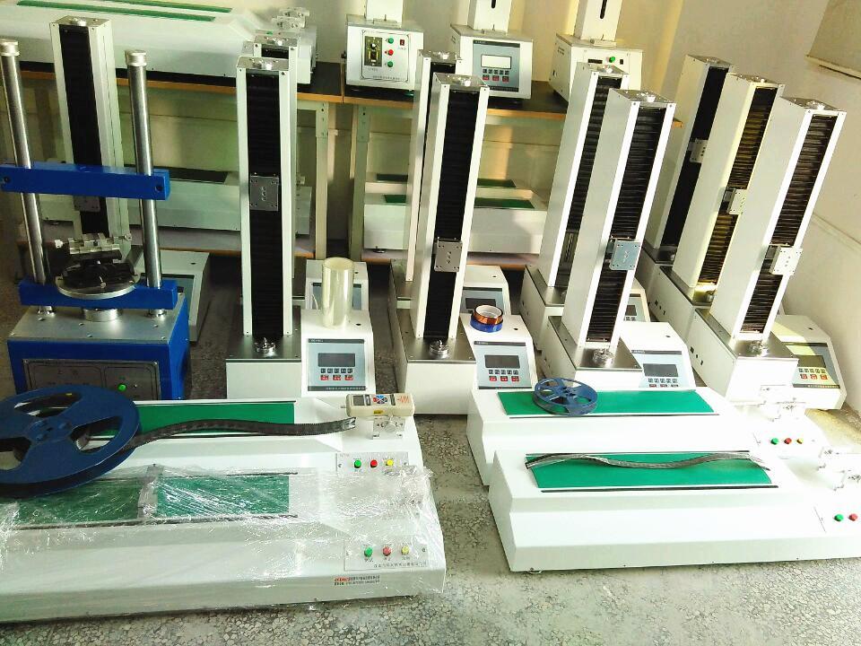 SMT巻带零件包装封装拉力测试仪 2