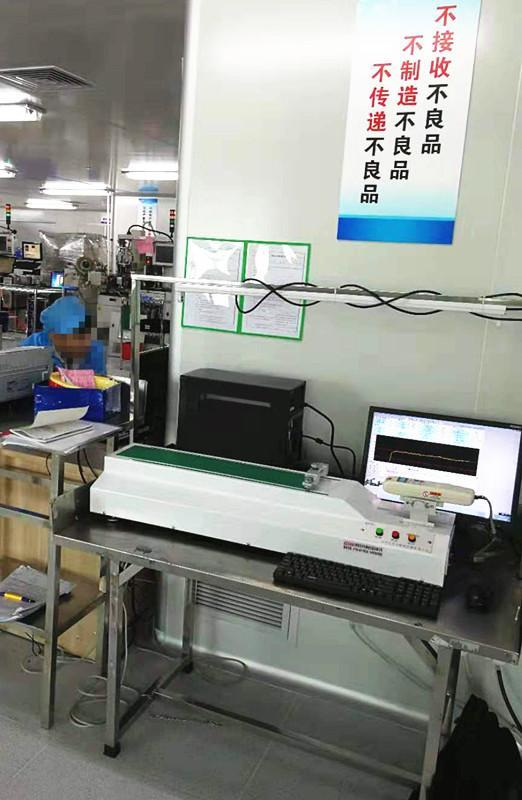 南京载带剥离强度测试仪工厂 1