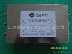 綠波杰能變頻器專用型進線濾波器